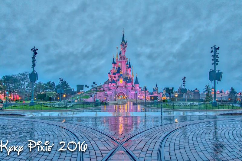 Paris Disneyland Resort Paris Disney Disneylandparis Disneylandresort Photography Disneyland Paris Waltdisneystudios Disneyland Parcdisneylandparis Magic Moments Fantasyland HDR Hdrphotography Magic Aurora Sleepingbeauty
