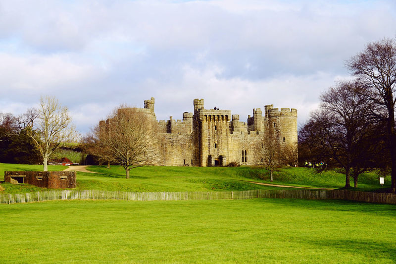 Bodiam Castle Architecture Bodiam Castle Building Exterior Built Structure Castle Historic History Old Old Ruin Outdoors Ruined The Past Travel Travel Destination