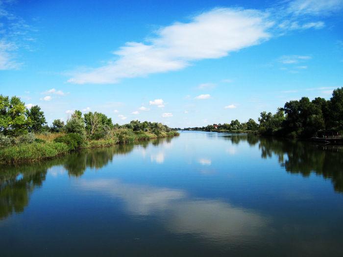 Dnieper River Nature Ukraine Kherson