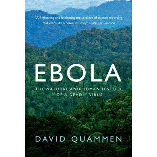 Summer reads continue. Ebola ( The natural and human history of a deadly virus) by DavidQuammen EbolaRiver EbolaSudan MarburgVirus EbolaZaire EbolaReston