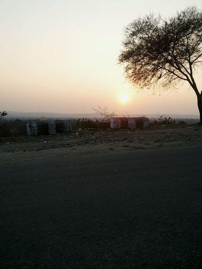 Last moment of a day at mubarikpur himachalpradesh.. Hello World First Eyeem Photo