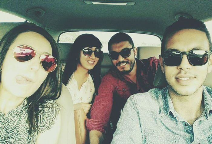 Taking Photos SelfieTunisia Friends Selfies Car Selfie ✌ Cheese!
