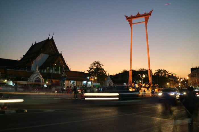 Giant Swing Signature Traveling In Thailand Traveling In Bangkok BKK Bkk Thailand Bangkok Thailand