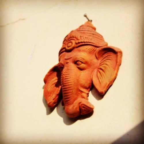 God India Ganesha Wallmount