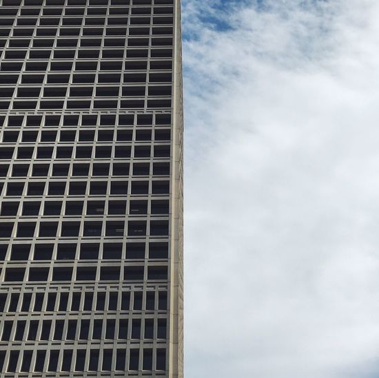 Architecture Sky Building Downtown Oklahoma Oklahoma City Okc Look Up