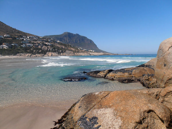 Llandudno Beach. Sea Beach Landscape Scenics Mountain Coastline Sky Water Nature Cape Town South Africa South Africa Is Amazing Spectacular View Travel Destinations