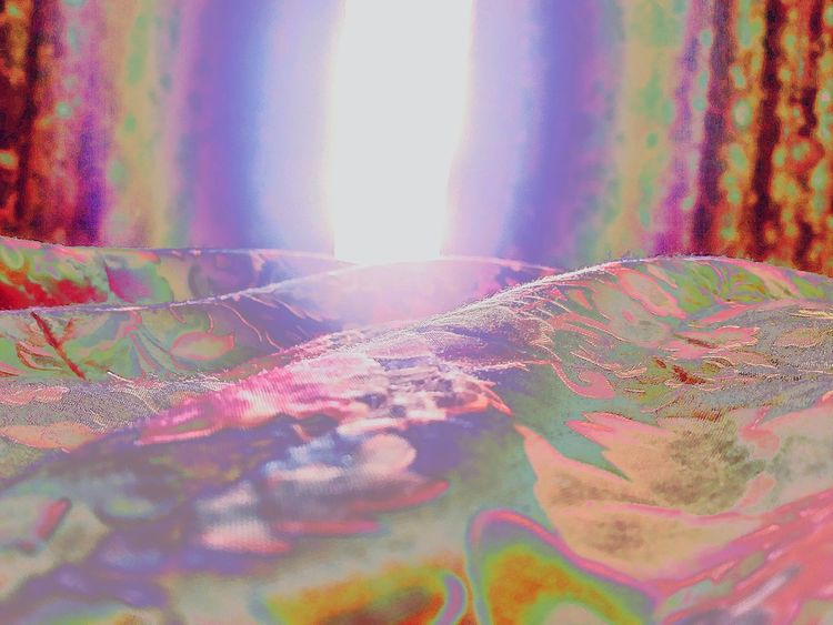 Floral Pattern Floralpatterns Bedspread Bed Spread On The Bed Onthebed Window Light Windowlight Windowlighting Window Lighting Window Curtains Curtains Motelporn Motel View Motel Fun Motel Room Motel Multi Colored Multicolored No Tell Motel The Momo Pornspreads Comforter Mattress Bed
