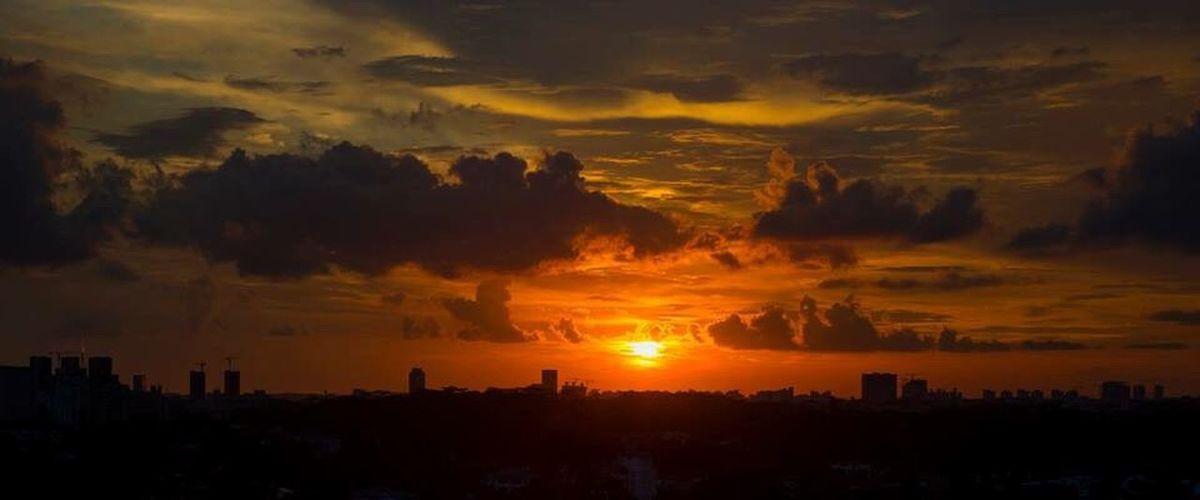 🍀 Every sunset
