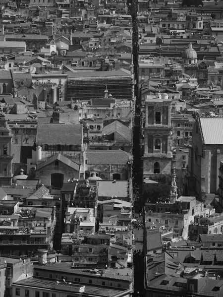 Black & White Panorama Rome Street Welcome To Black Ancient Architecture Skyline EyeEmNewHere