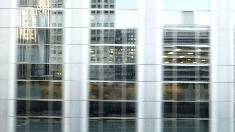 マス目 Window Reflections Cityscapes From Train Window On The Train Buildings Windows Squares Tokyo Cityscapes Urban Lifestyle Urban Landscape Urban Geometry Urban Photography From My Point Of View Tokyo,Japan Tokyo 車窓から