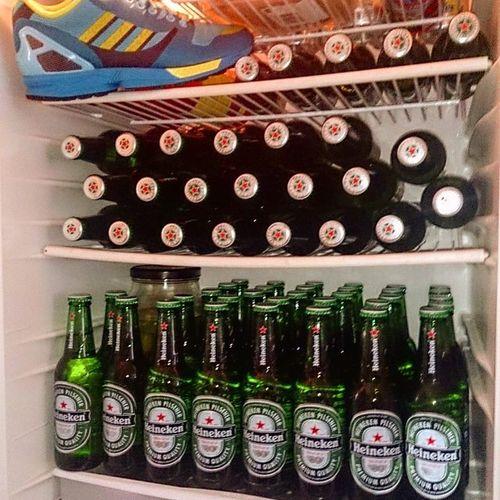 Keepitcool Heineken Adidaszxfluxaqua