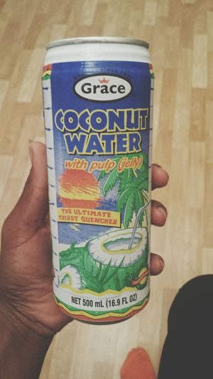 The best thirst quencher ever. ??? Coconutwater Thirstquencher Love FavoriteDrink