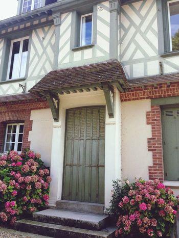 Honfleur Normandy France Le Manoir Des Impressionnistes