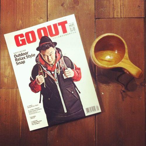 ⛺Teelocker EasonChan Kuksa Cup wood japan magazine