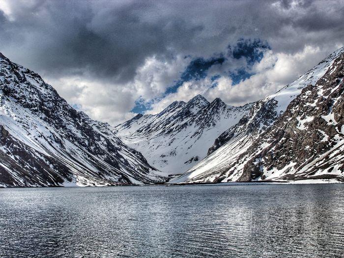 Inca lagoon,