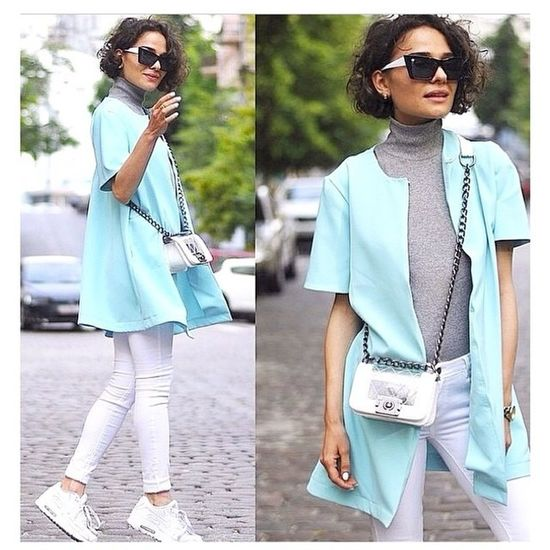 Best Color! Turkuaz Autumn Fashion Style instafashion instastyle styles stylish love instalove moda all_shots TagsForLikes igers october octoberfashion