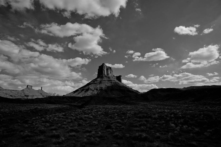Monochrome Photography Castle Valley > Southwest USA > Think old western movies, many of which were filmed in this area Beautiful Natural