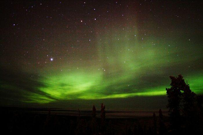 10years ago Aurora Alaska Fairbanks Aurora Borealis Nature Outdoors Space My Original Photography 10yearsago