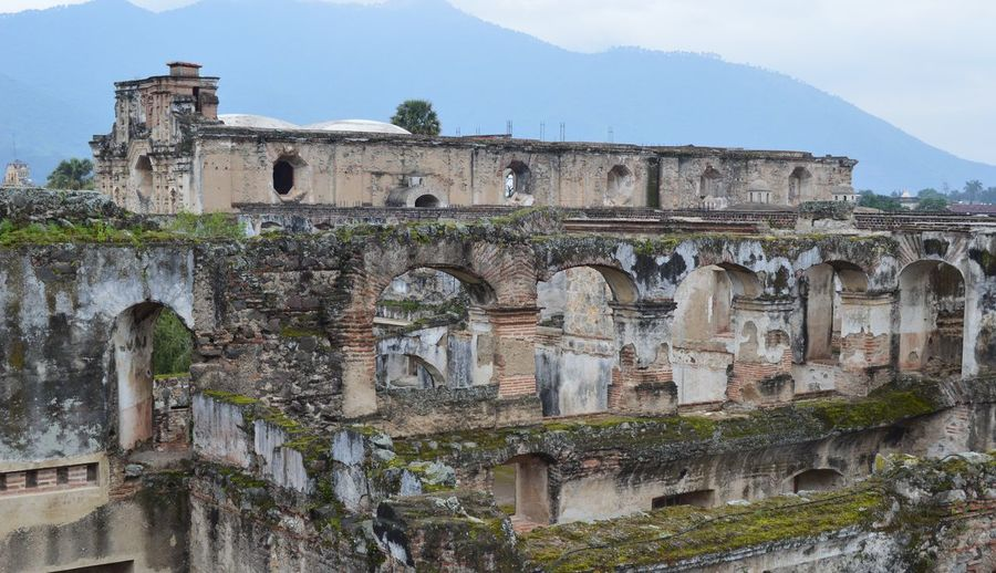Rooftop Ruins ~ Antigua Guatemala Antigua Antigua Guatemala Guatemala Ruins Ancient Ancient Architecture Architecture Building Building Exterior City Day History Mountains No People Old Old Ruin Outdoors Rooftop View  The Past Tourism Travel Travel Destinations The Architect - 2019 EyeEm Awards