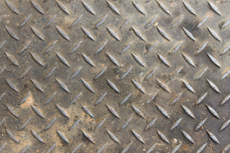 Old diamond plate background and small sand with dirt Diamond Plate Geometric Figure Mechanic Texture And Surfaces Textured  Textures Textures and Surfaces Abstract Alloy Background Background Designs Background Photography Background Texture Backgrounds Design Diamond Plate Full Frame Metal Metal Industry Pattern Shape Sheet Metal Texture Textured  Textured Effect Toughness