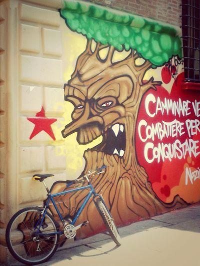 Street Art in Bologna