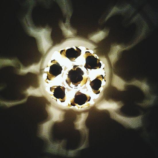 Light Lightshade Pattern Interior Design
