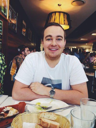 Me, Michael. Portrait Sydney Selfie
