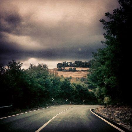 direzione Valfabbrica, Umbria Clouds And Sky Nature Landscape Light And Shadow