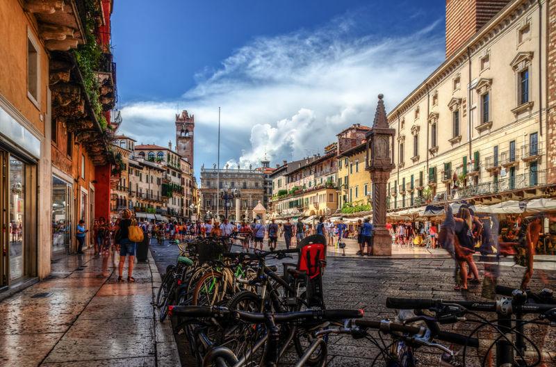HDR a Verona