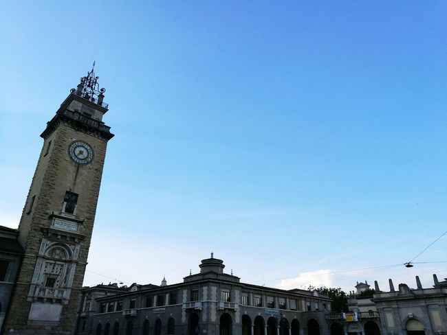 Italy Community Outreach Community Clock Face City Clock Clock Tower Clear Sky Politics And Government Cultures Sky Architecture Building Exterior Palace Historic Monument Civilization