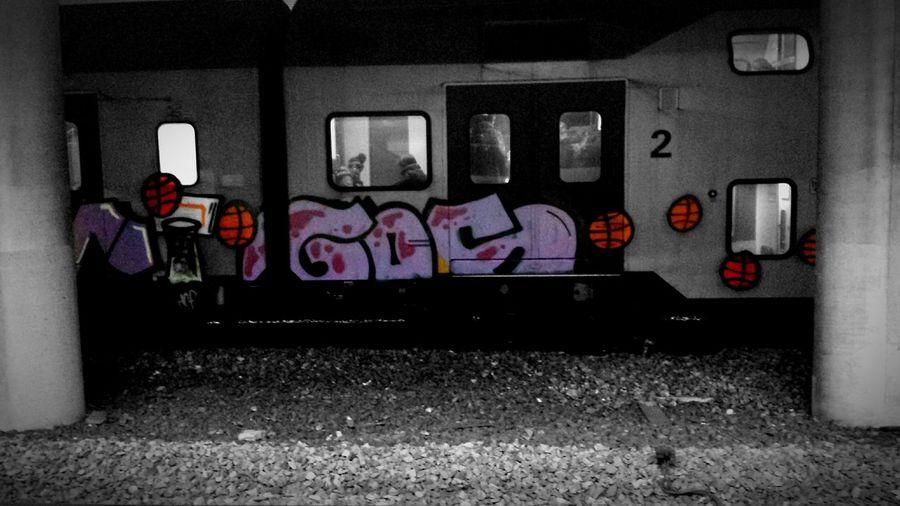 Train Station Graffiti Bwc Art Livegoeson