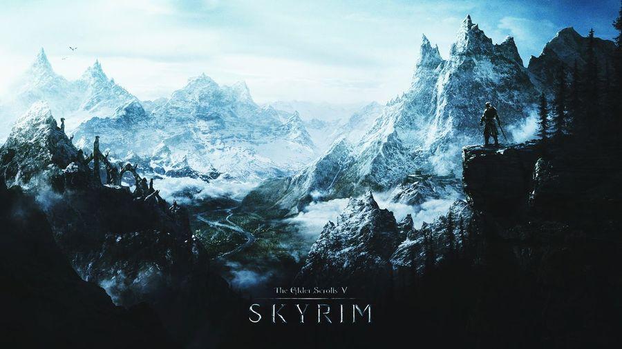 The Elder Scrolls Skyrim First Eyeem Photo