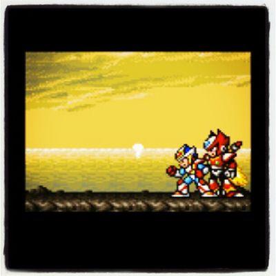 The final!... Videogames Snes Nintendo CAPCOM megamanX2