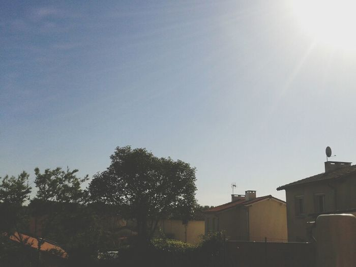 Sun is up in Toulouse !