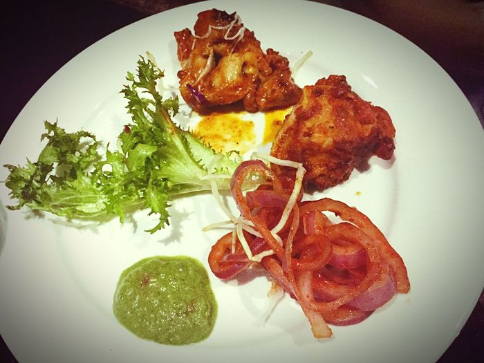 Food And Drink First Eyeem Photo Food Healthy Eating Close-up Taking Photos Check This Out Non Veg Chickens Coriander Healthy Lifestyle