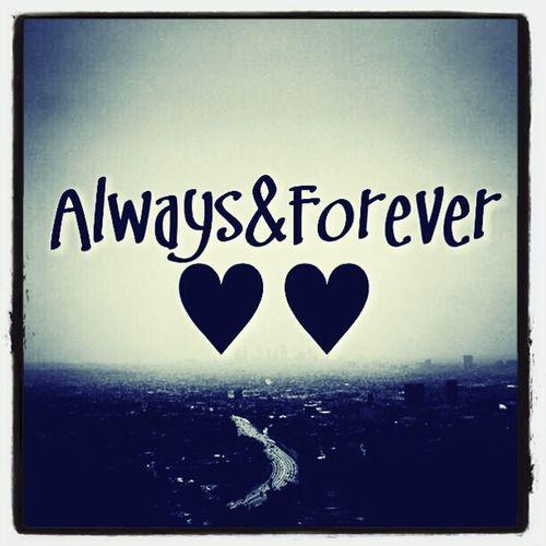 Always have. Always will.