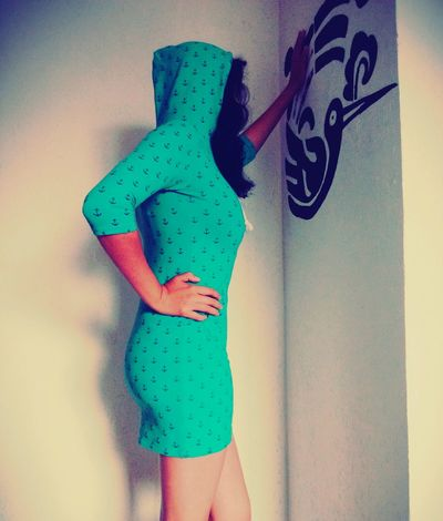I am Vestido  ColorMeNiquee Gorra Anclas Body & Fitness Body Curves