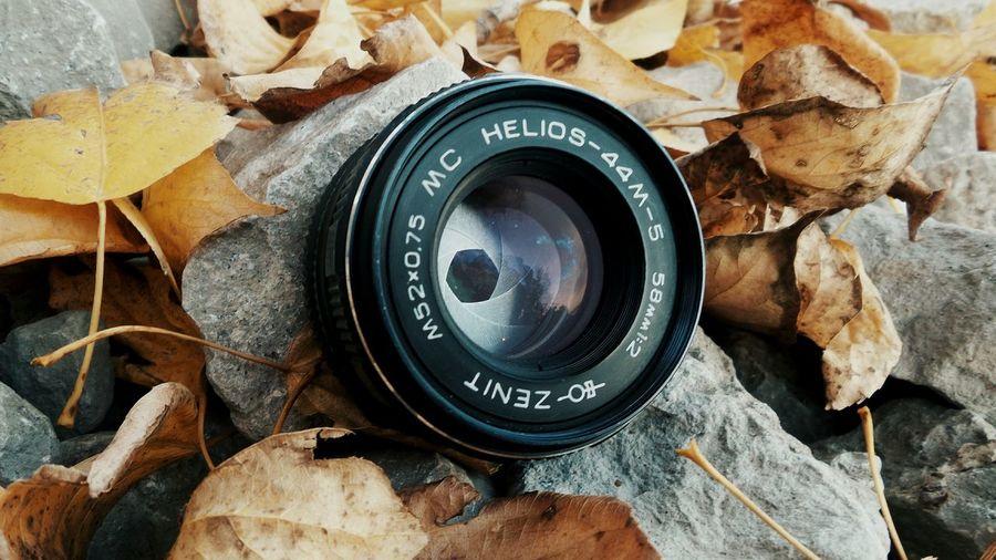 Zenit Lens Zenitlens Stones Helios Autumn