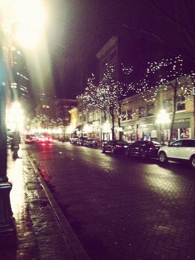 Vancouver Nightwalks