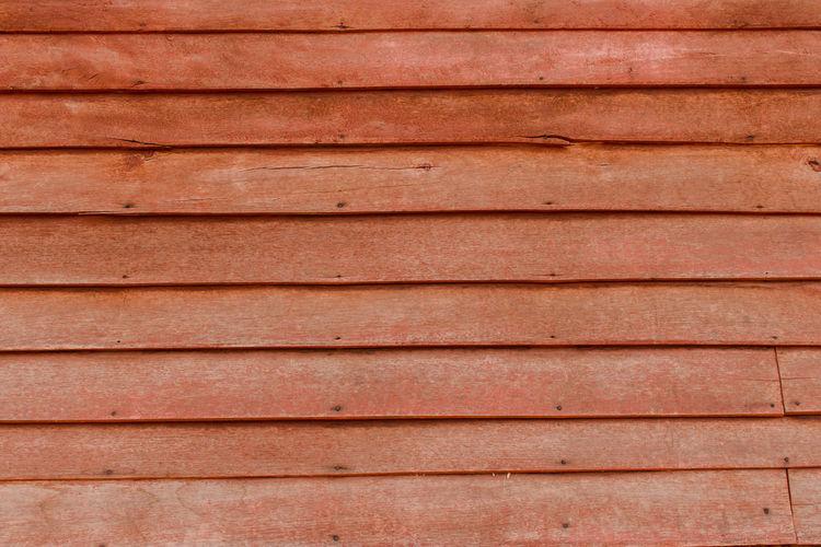 Full frame shot of wooden wall