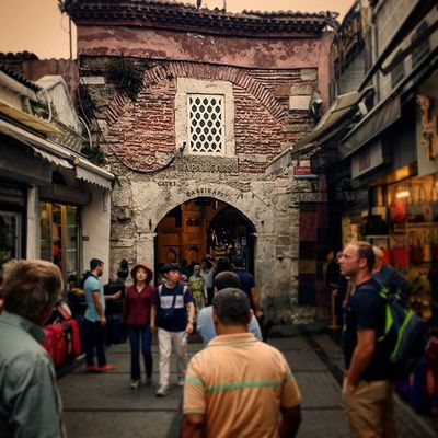 Grandbazaar  Market Old Oldarchitecture Istanbul Turkey Joe Jgc