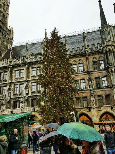Germany Munich Glockenspiel