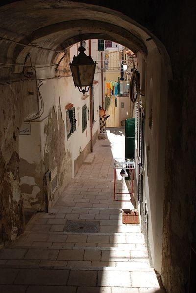 Cetara Italy Narrow Street Tunnel Stretphotography Street Photography Street Light Street Lamp Underway Travel