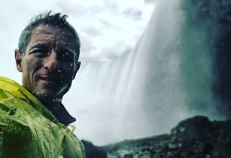 My best Friend At Niagara Falls... Friends Travel Canada Water Photooftheday Photo