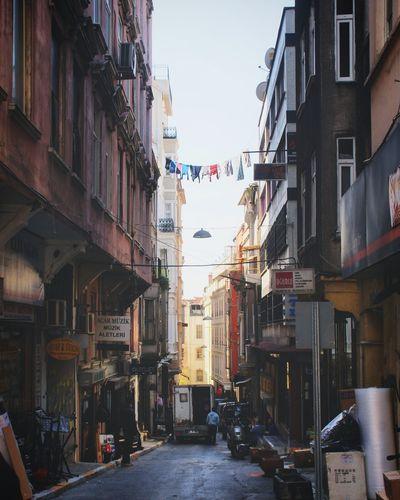 ıstanbul Istanbul Turkey Türkiye Istanbul City Traveller City Street Life Travel