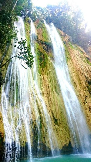 Domingo Dominican Republic El Limon Hello WorldSalto Waterfall Samana Forest Taking Photos Enjoying Life