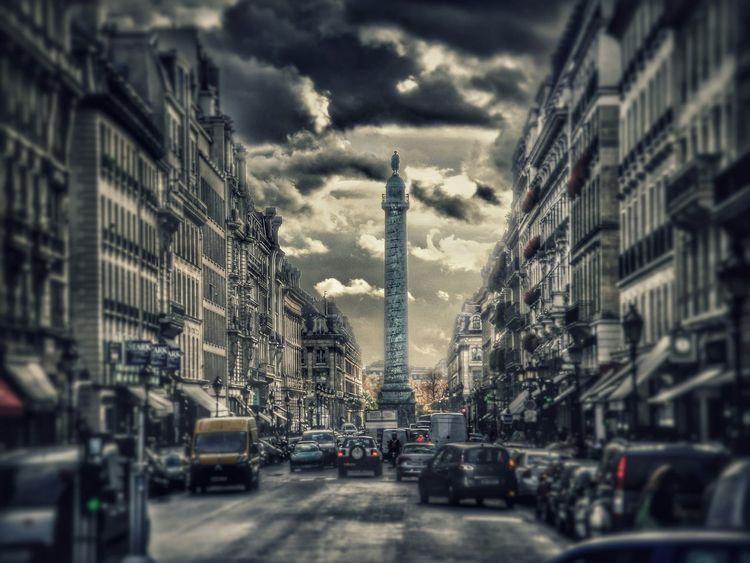 Streetphotography Street Hdrphotography HDRphoto Paris, France  Parisstreets Travelphotography
