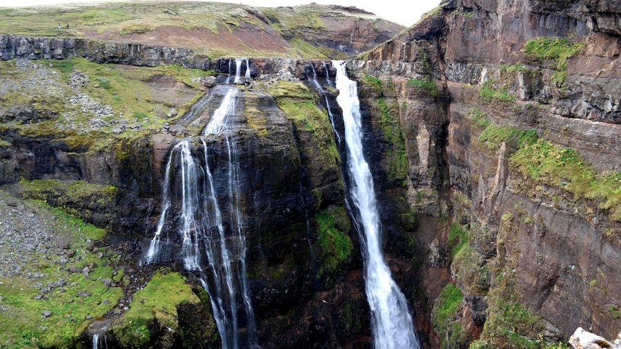 Waterfall Water