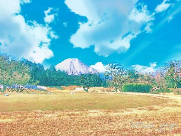 Mtfuji 富士山 山梨
