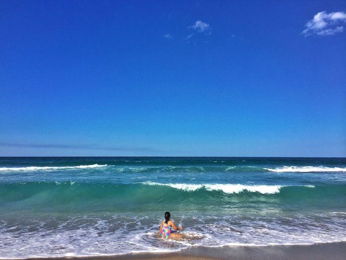 Beach MyPrincess Sunny Day Happy